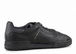 Adidas Yeezy Powerphase Calabasas Core Black Kickstw