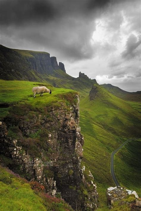 From The Isle Of Skye Scotland Beautiful Images From