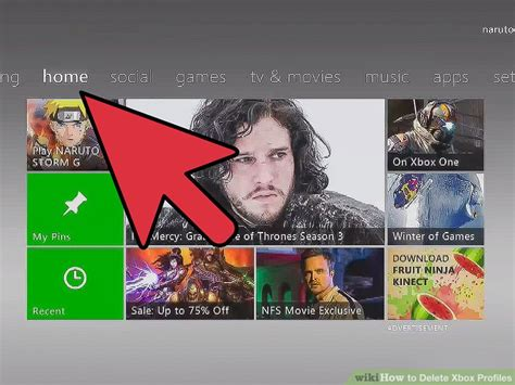 How To Delete Xbox Profiles 8 Steps With Pictures Wikihow