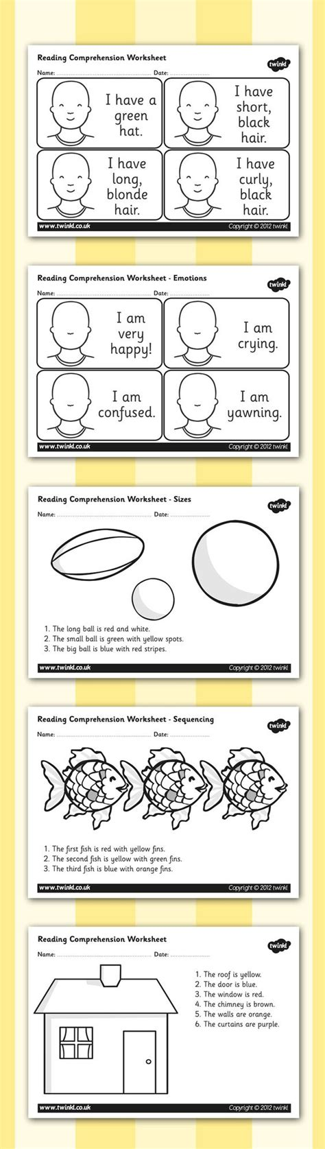 twinkl resources gt gt reading comprehension worksheets