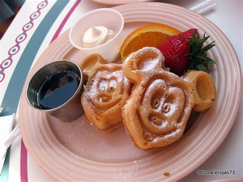 cuisine mickey disney food pictures the disney food