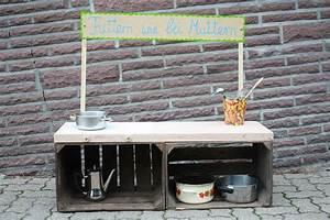 Bokashi Eimer Selber Bauen : kinder matsch k che garten pinterest suppen spielk che und theaterst cke ~ Frokenaadalensverden.com Haus und Dekorationen