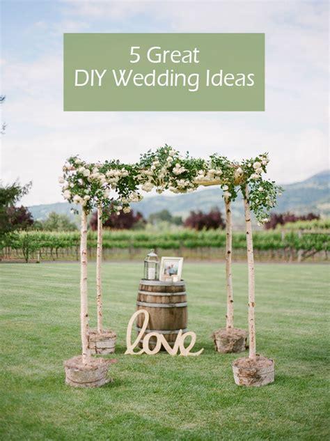 original stress  diy wedding ideas including