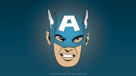 Captain America Animated Wallpaper - captain america wallpaper by sametklyc on deviantart