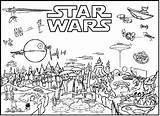Hoth Malvorlagen sketch template