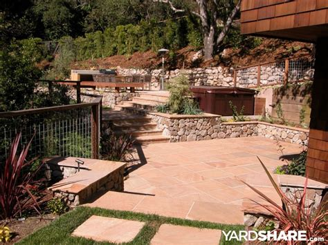 landscaping ideas gt mill valley contemporary garden