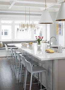 grey gold white kitchen house of hawkes With kitchen colors with white cabinets with birth announcement wall art