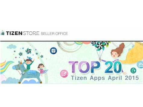 top 20 most popular samsung z1 tizen apps in april 2015 tizen experts