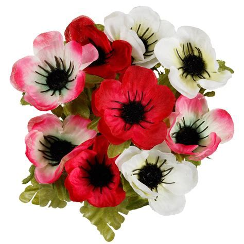 Floral Bunch Small   Artificial Fowers   B&M