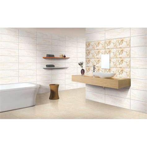 kajaria bathroom tile thickness   mm size  cm