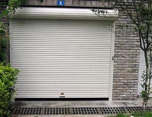 Volet Roulant Garage : volet roulant garage pas cher ~ Melissatoandfro.com Idées de Décoration