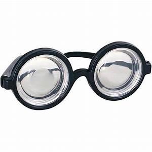 Nerd Glasses Round Bubbles Glasses Bug Eyes Specs Coke
