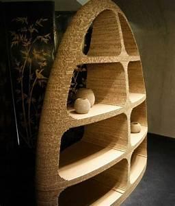 Meuble En Carton Design : meuble en carton 60 id es que vous pouvez r aliser vous m mes ~ Melissatoandfro.com Idées de Décoration