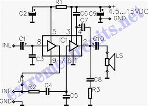 Car Audio Amplifiers Wiring Diagram 3