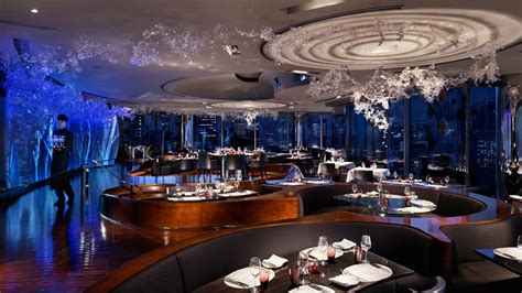 high end kitchen luxury grill restaurant at the peninsula
