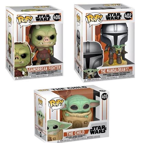 Star Wars: The Mandalorian Season 2 Funko Pops Live On ...