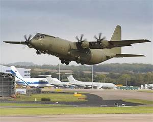 Soubor Image Of A Hercules C130 Aircraft  Taking Off From Raf Brize Norton  Mod 45157284 Jpg