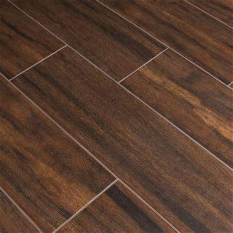 inbotanica teak glazed porcelain floor