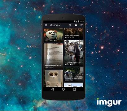 Imgur Gifs Receiving Loading App Faster Feature