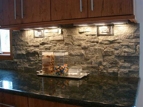 rock backsplash kitchen 9 eye catching backsplash ideas for every kitchen style 1974