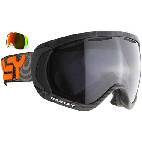 oakley canopy goggles oakley factory pilot collection canopy goggles evo