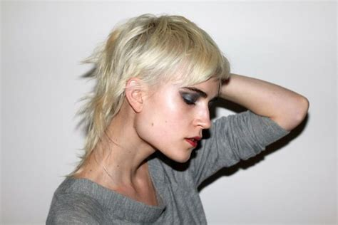 fashionable mullet hairstyles 164 best images about pixie mullet on pinterest choppy
