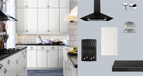 these cabinets from ikea are my absolute favorite i the black countertops as well a