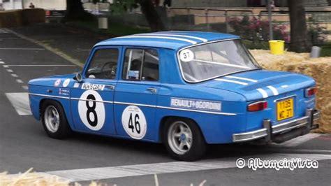 renault gordini 2016 grand prix historique bressuire 2016 renault 8 gordini