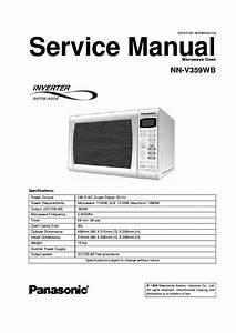 Panasonic Microwave Inverter Manual  U2013 Bestmicrowave