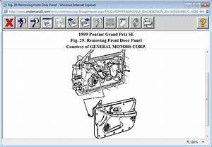 Grand Prix Power Window Motor Wiring Diagram