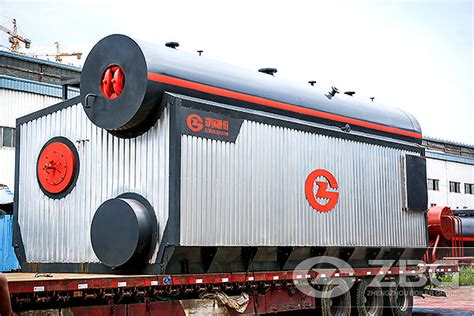 D Type Water Tube Gas Boiler Manufacturers In Malaysia--zbg