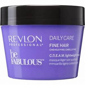 Masque Hydratant Cheveux : revlon professional be fabulous daily care masque ~ Melissatoandfro.com Idées de Décoration