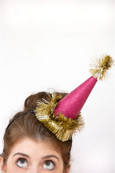 top  festive diy hats   years eve party top