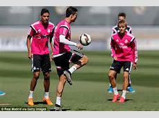 Cristiano Ronaldo's six seasons at Real Madrid vs