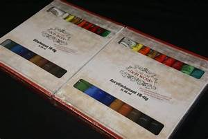 Acrylfarbe Auf Stoff : 2er set 36 tlg acrylfarbe lfarbe acrylfarbenset lfarbenset malen kunst farbe ebay ~ Yasmunasinghe.com Haus und Dekorationen