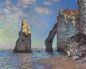 File:Claude Monet The Cliffs at Etretat.jpg