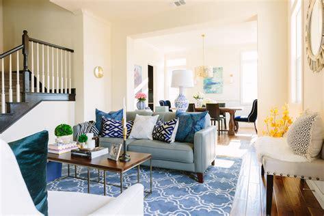 Eggshell Home Portfolio  Contemporary Glam Living And