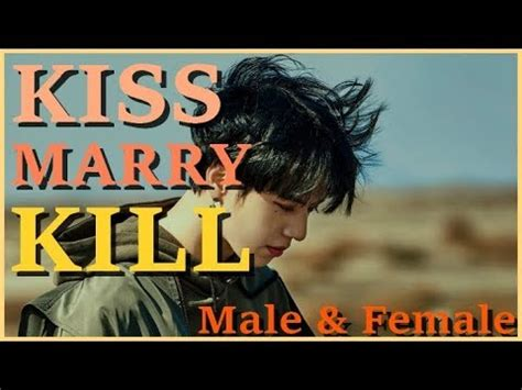 Kiss Marry Kill  Kpop #1 Youtube