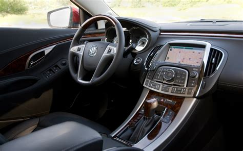 Buick Lacrosse Cxs First Test Motor Trend