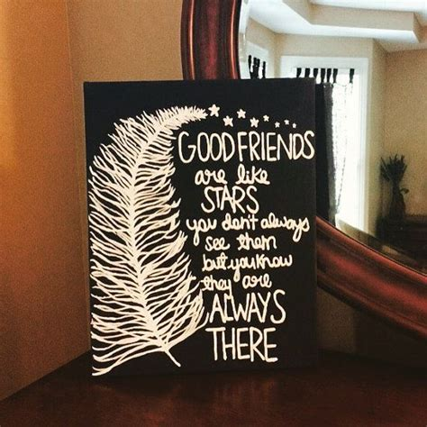 for best friend quote 25 best ideas about best friend canvas on Canvas