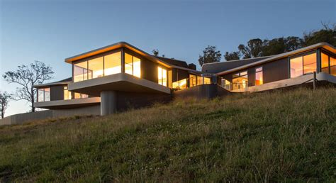 Hill Top House, Armidale  Nsw Home Earchitect
