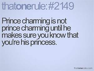 Princess Charming Quotes. QuotesGram