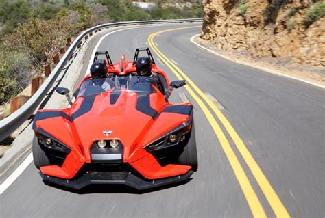 Is A 173-hp, k '3-wheeled Motorcycle