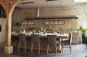 Couleurs et nuances le blog des accros de la deco for Idee deco cuisine avec table en pierre