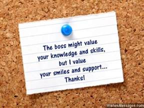 thank you notes for colleagues quotes and messages wishesmessages