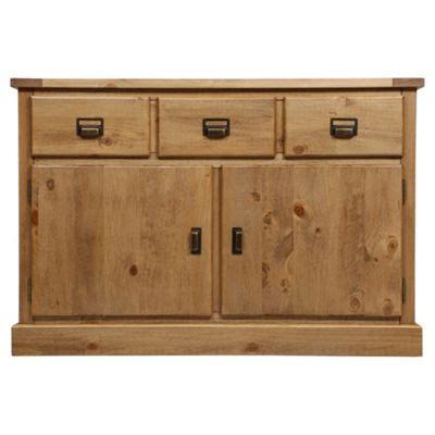 Tesco Sideboards by Buy Portobello 2 Door Rustic Pine Sideboard From Our
