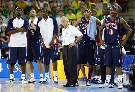 Born From The Fires Of 2004 Failures Team Usa Basketball