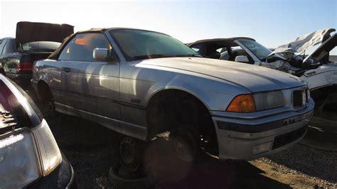 junkyard find  bmw   convertible