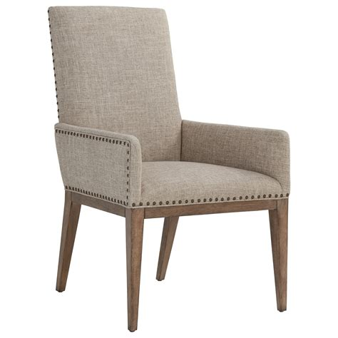 Chairs Bahama by Bahama Home Cypress Point Devereaux Upholstered Arm
