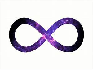 """Galaxy Infinity symbol Absolutus Infinitus ∞"" Art Prints"